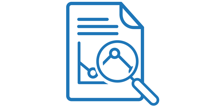 audit and discovery icon